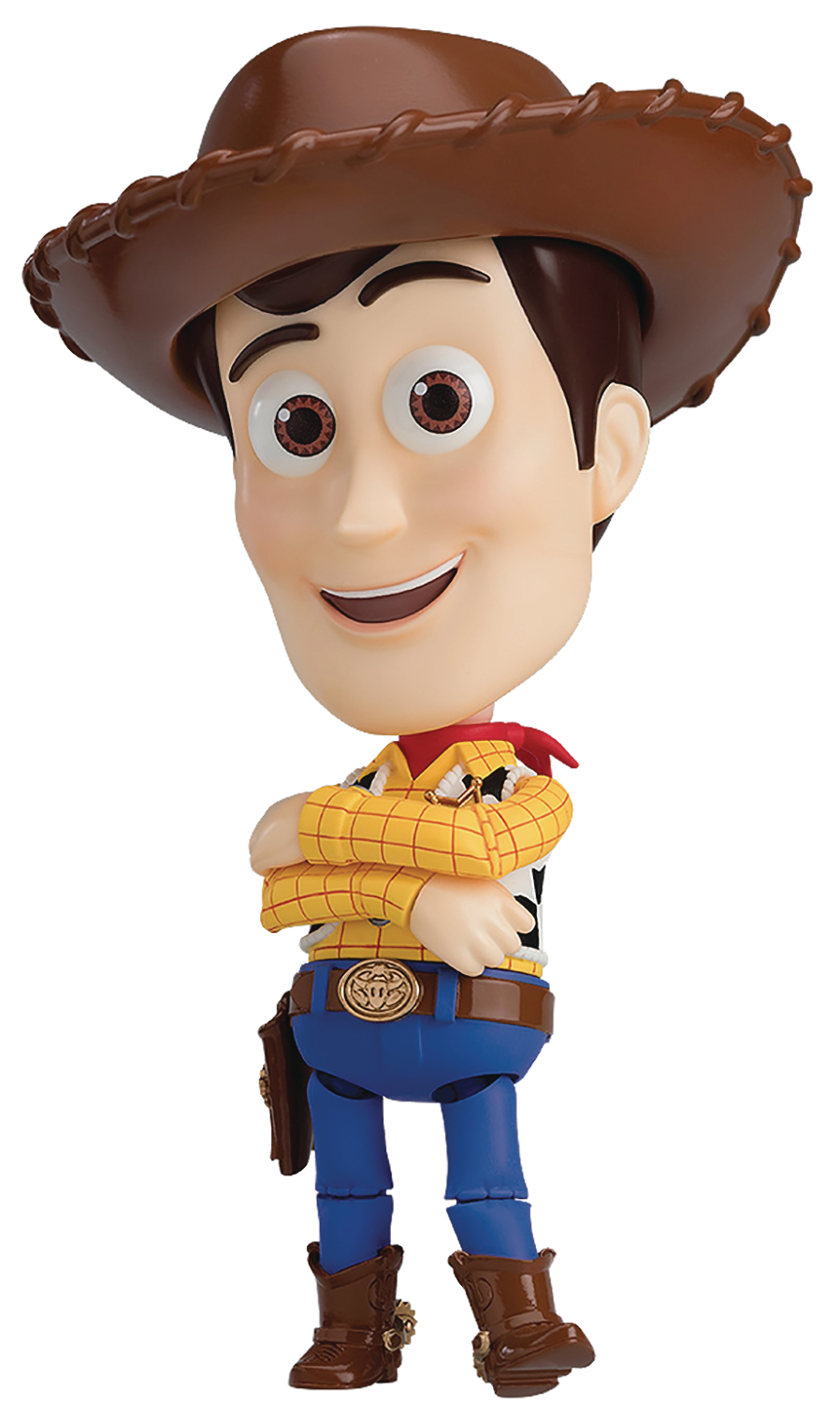 TOY STORY WOODY NENDOROID AF DLX VER