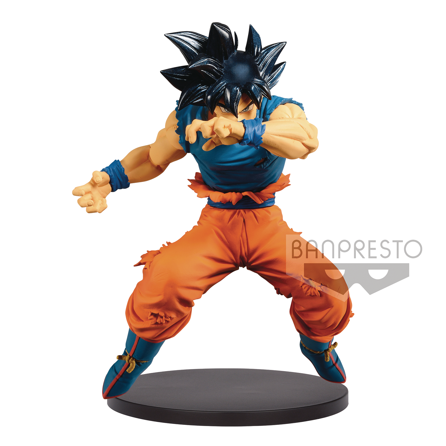 DB SUPER BLOOD OF SAIYANS SON GOKU SPECIAL II FIG
