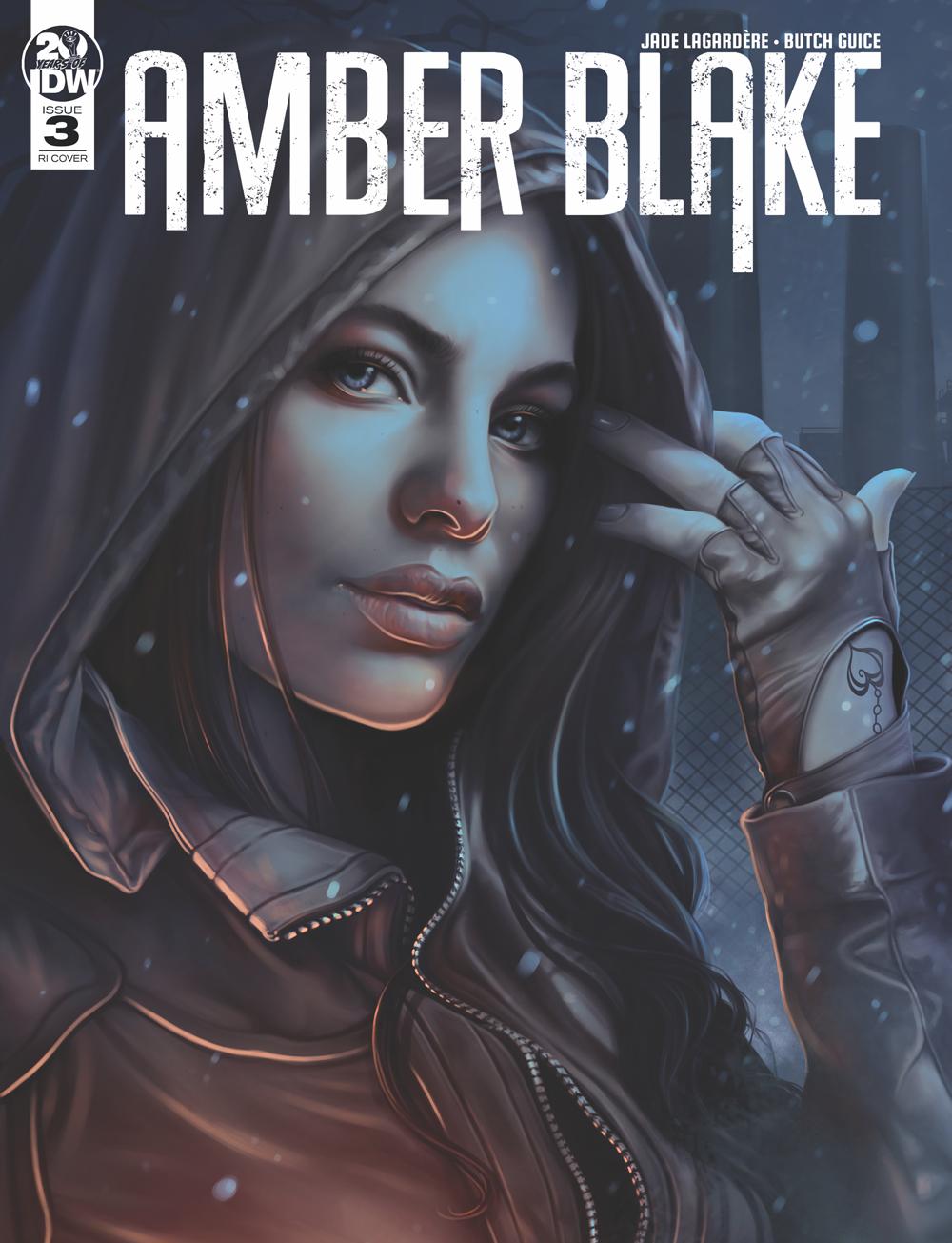 AMBER BLAKE #3 10 COPY INCV NODET