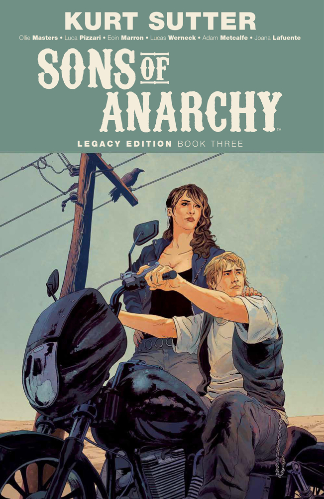 SONS OF ANARCHY LEGACY ED TP VOL 03