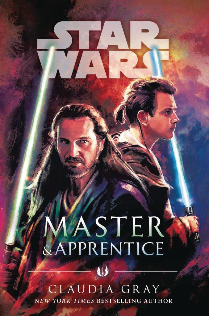 STAR WARS MASTER & APPRENTICE HC