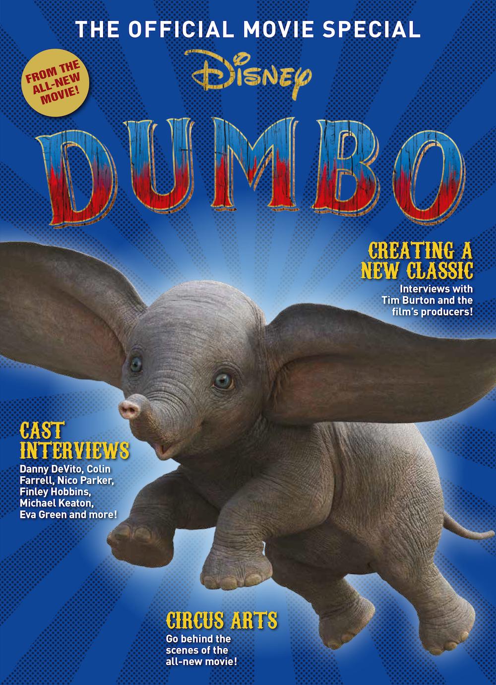 DISNEY MOVIE SPECIAL #1 DUMBO