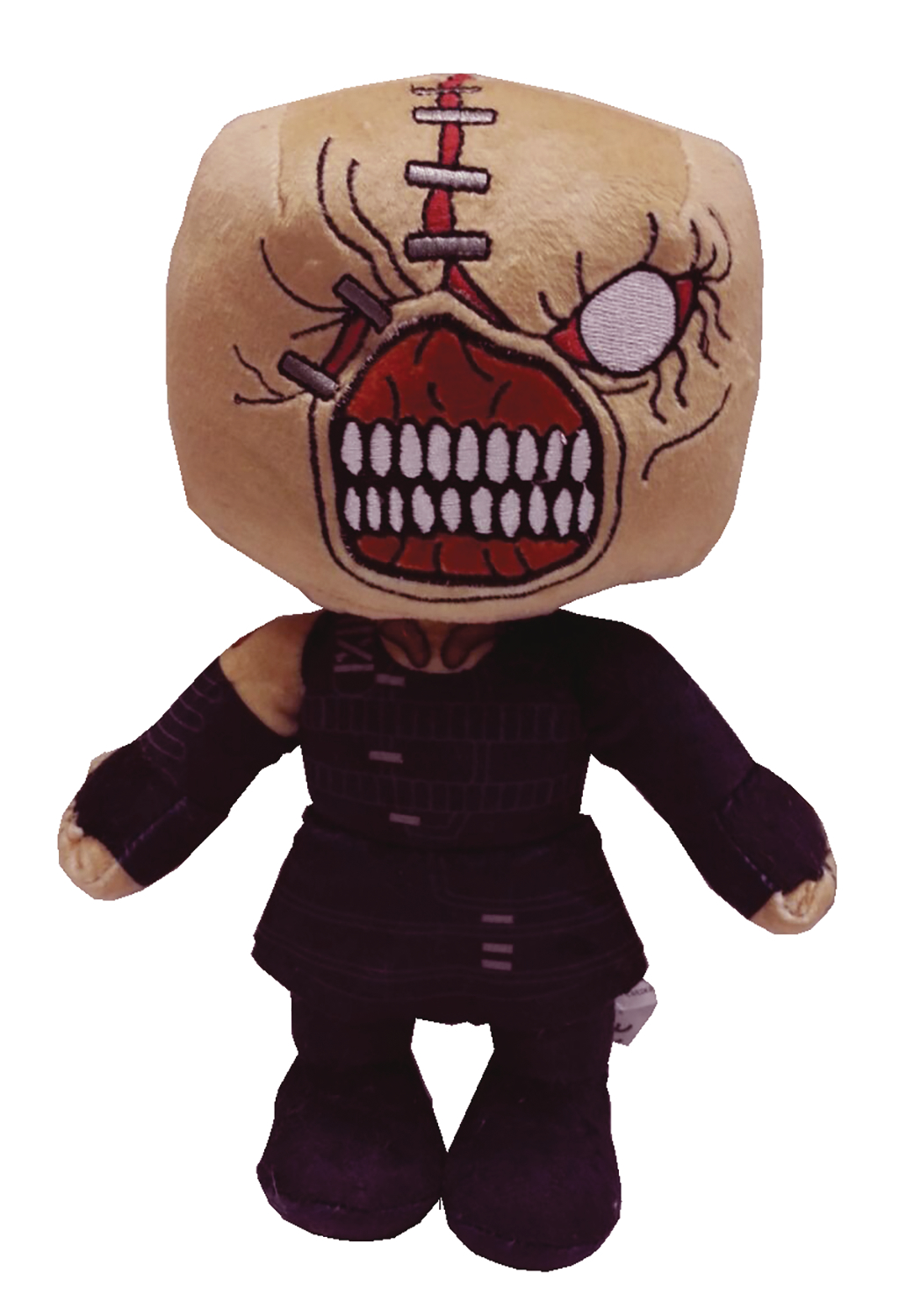 RESIDENT EVIL NEMESIS 9IN MINTED ICONS SOFT PLUSH