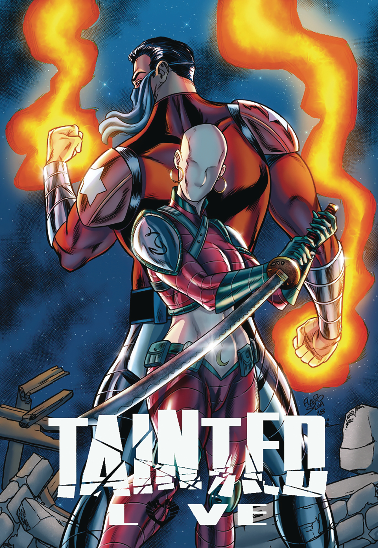 TAINTED LOVE #3 (OF 4)