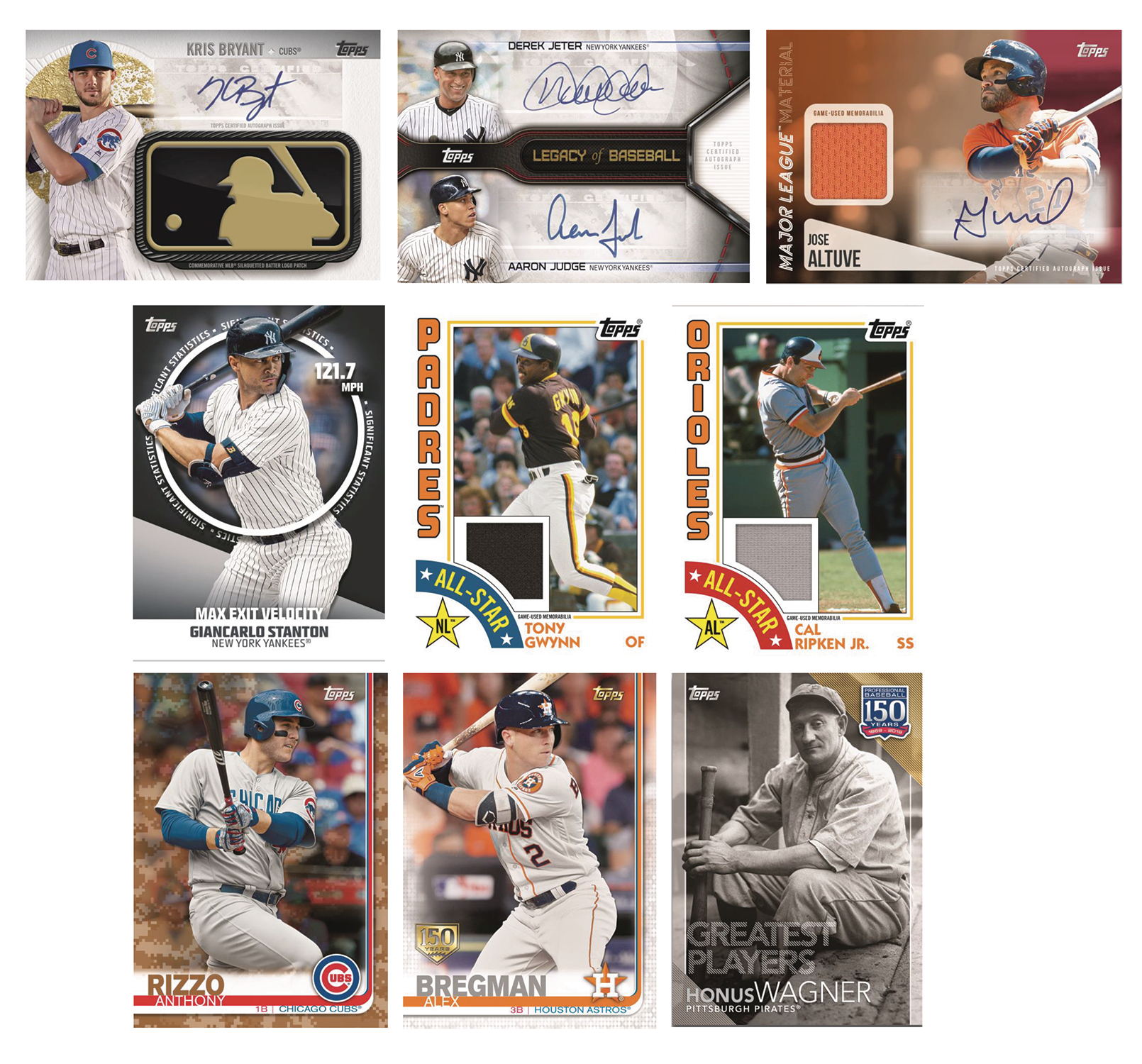 TOPPS 2019 BASEBALL SERIES 2 T/C BOX
