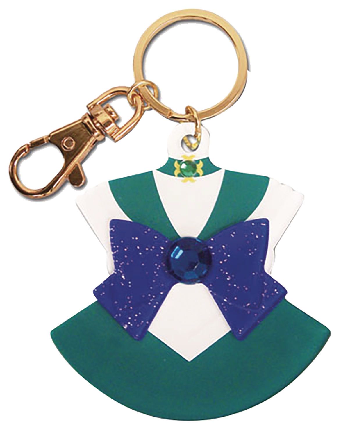 SAILOR MOON SAILOR NEPTUNE COSTUME KEYCHAIN