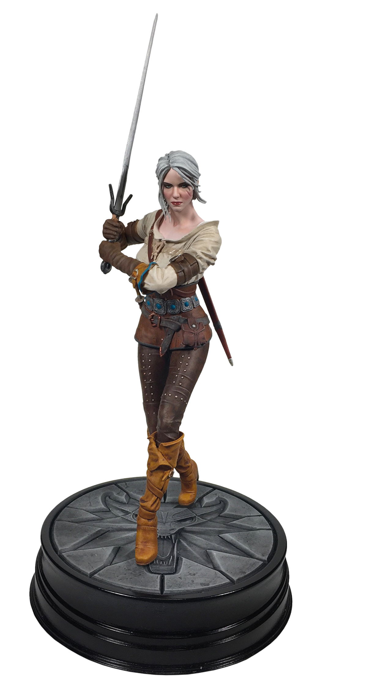 WITCHER 3 WILD HUNT FIGURE CIRI (NEW EDITION)