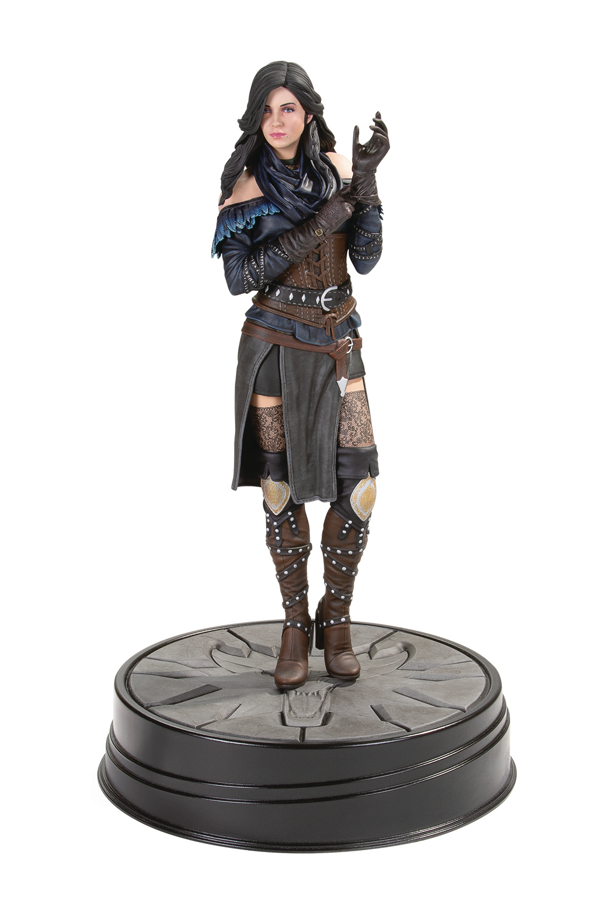 WITCHER 3 WILD HUNT FIGURE YENNEFER (NEW EDITION)