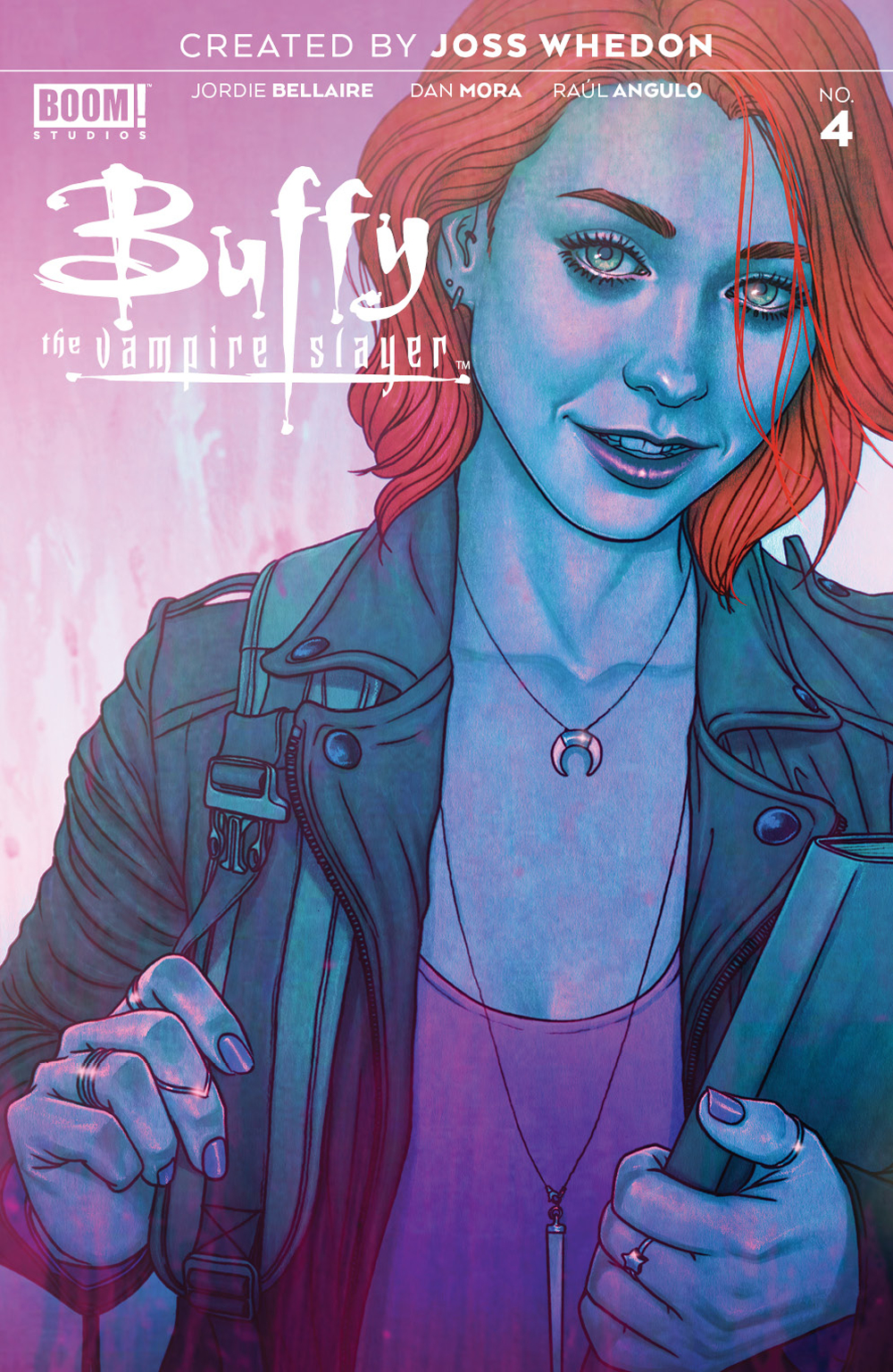 BUFFY THE VAMPIRE SLAYER #4 25 COPY FRISSON INCV