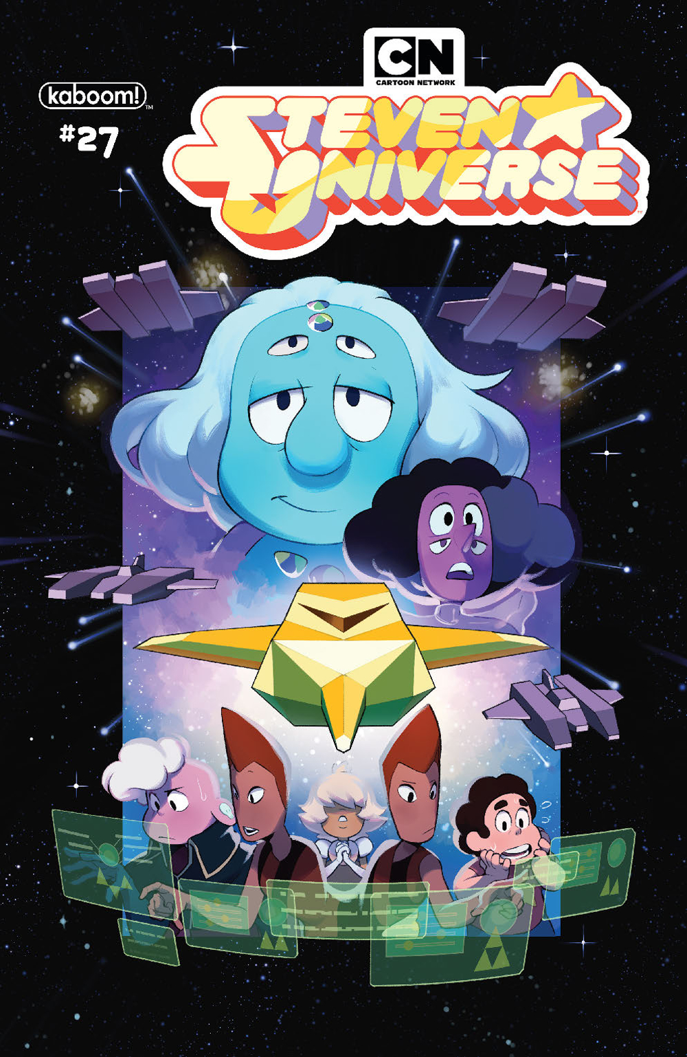 STEVEN UNIVERSE ONGOING #27 PREORDER PERRONE VAR