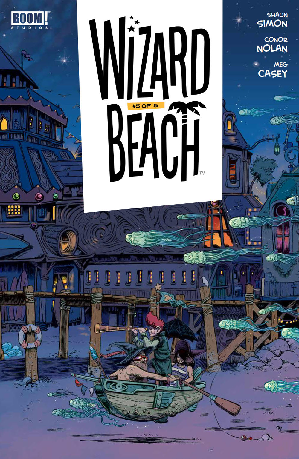 WIZARD BEACH #5 (OF 5)