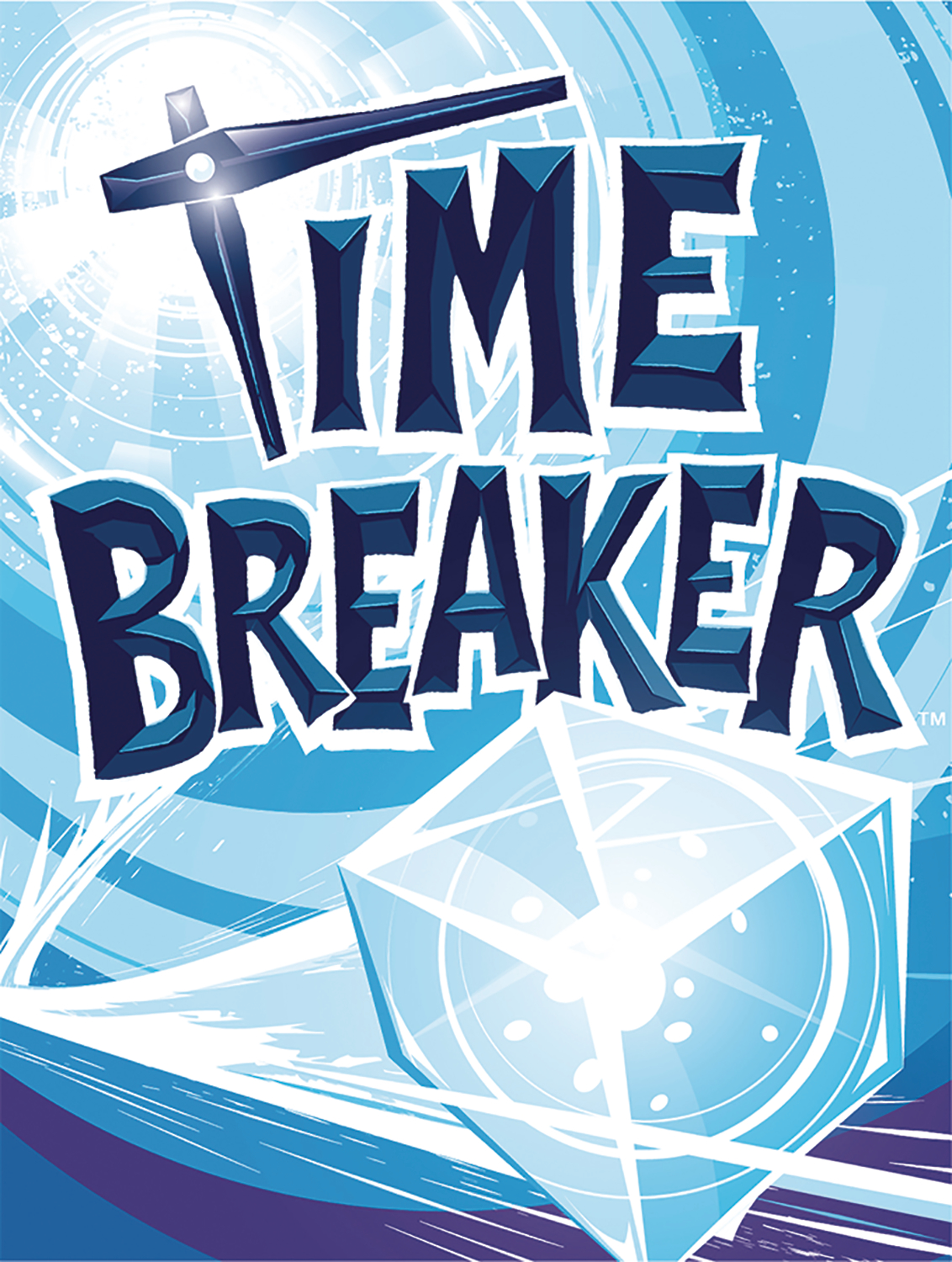 TIME BREAKER CARD GAME 4CT DIS