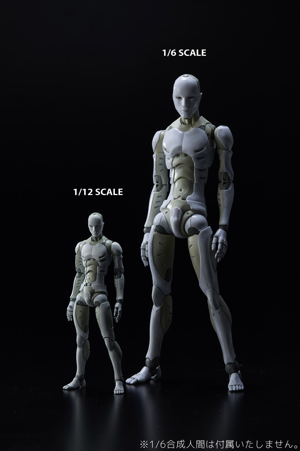 TOA HEAVY INDUSTRIES SYNTHETIC HUMAN 1/6 SCALE AF