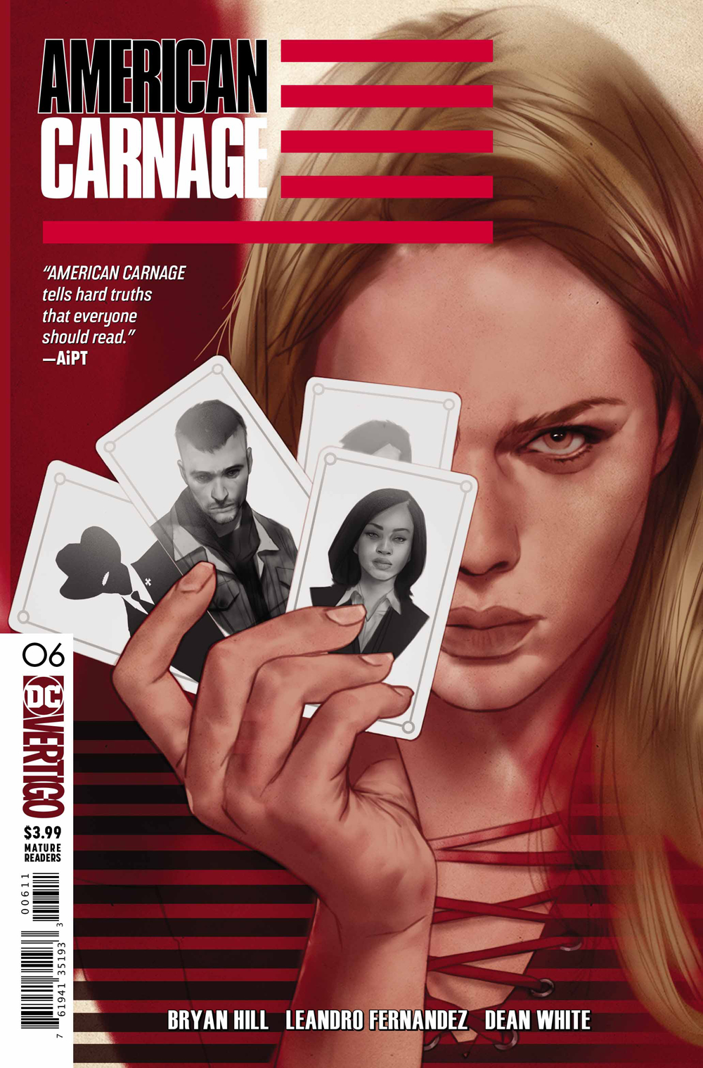 AMERICAN CARNAGE #6 (MR)