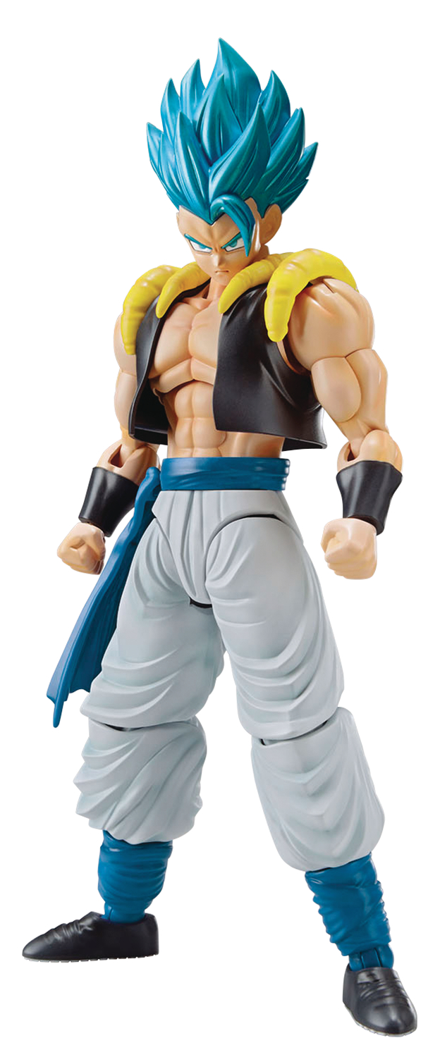 DRAGON BALL SUPER SSGSS GOGETA FIGURE-RISE MDL KIT