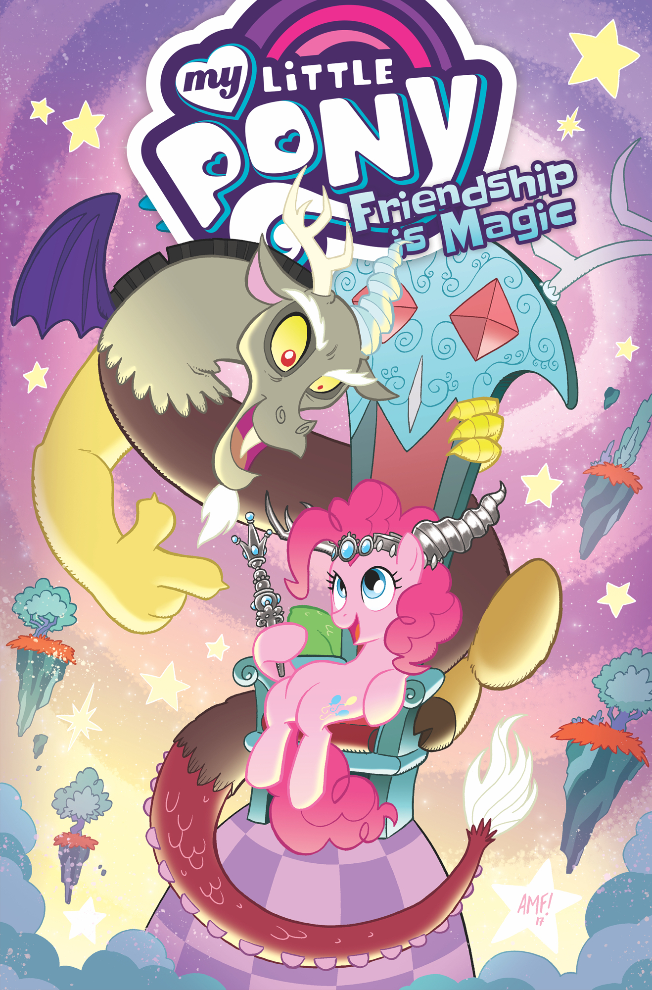 MY LITTLE PONY TP STAR PUPIL GN