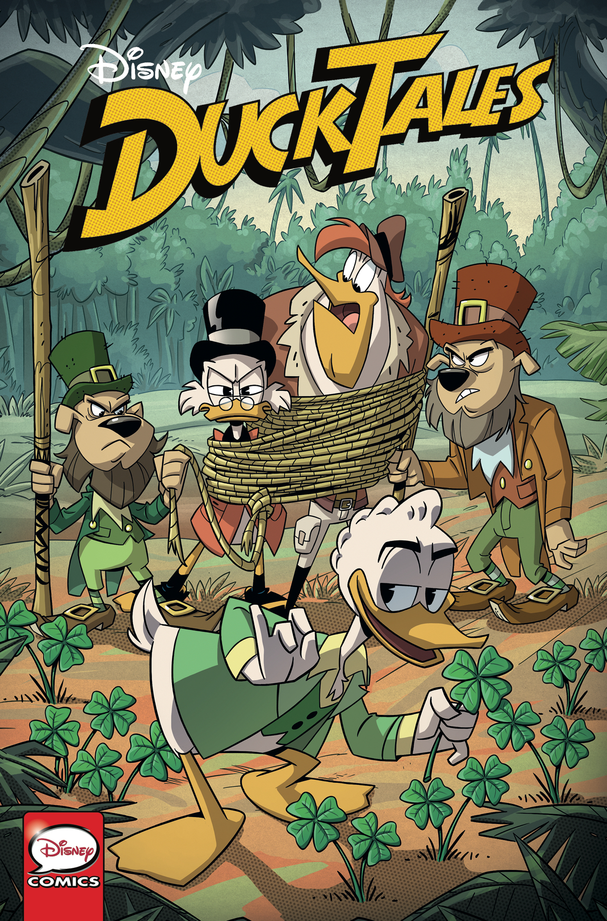 DUCKTALES TP VOL 05 MONSTERS AND MAYHEM