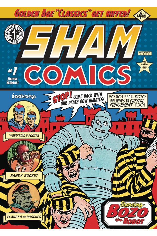 SHAM #1 (MR)