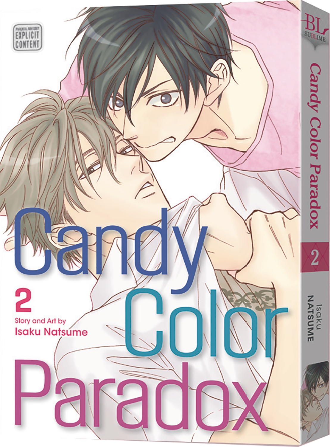 CANDY COLOR PARADOX GN VOL 02 (MR)