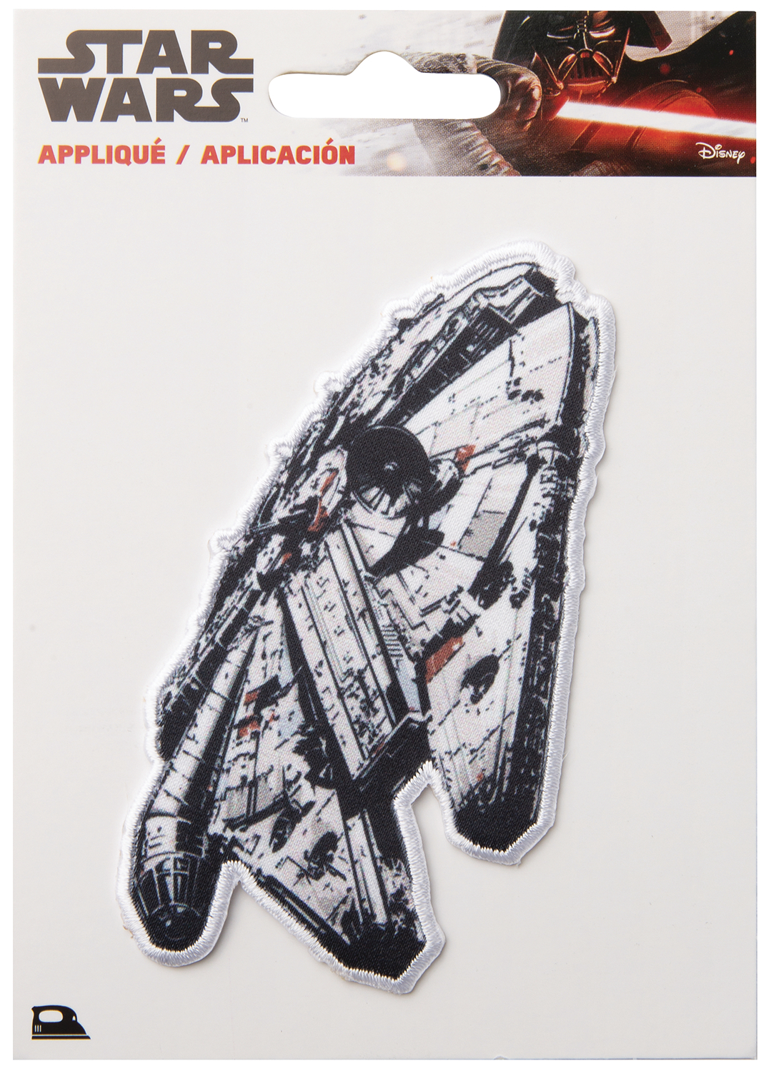 STAR WARS MILLENNIUM FALCON PATCH
