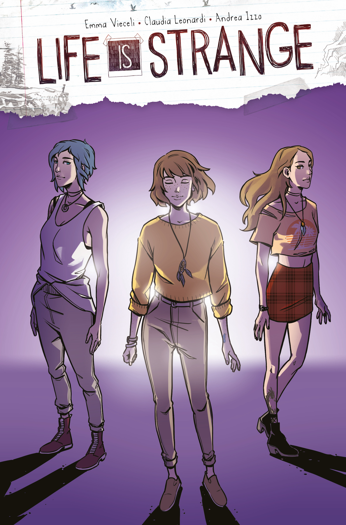 LIFE IS STRANGE #5 CVR D LEONARDI (MR)