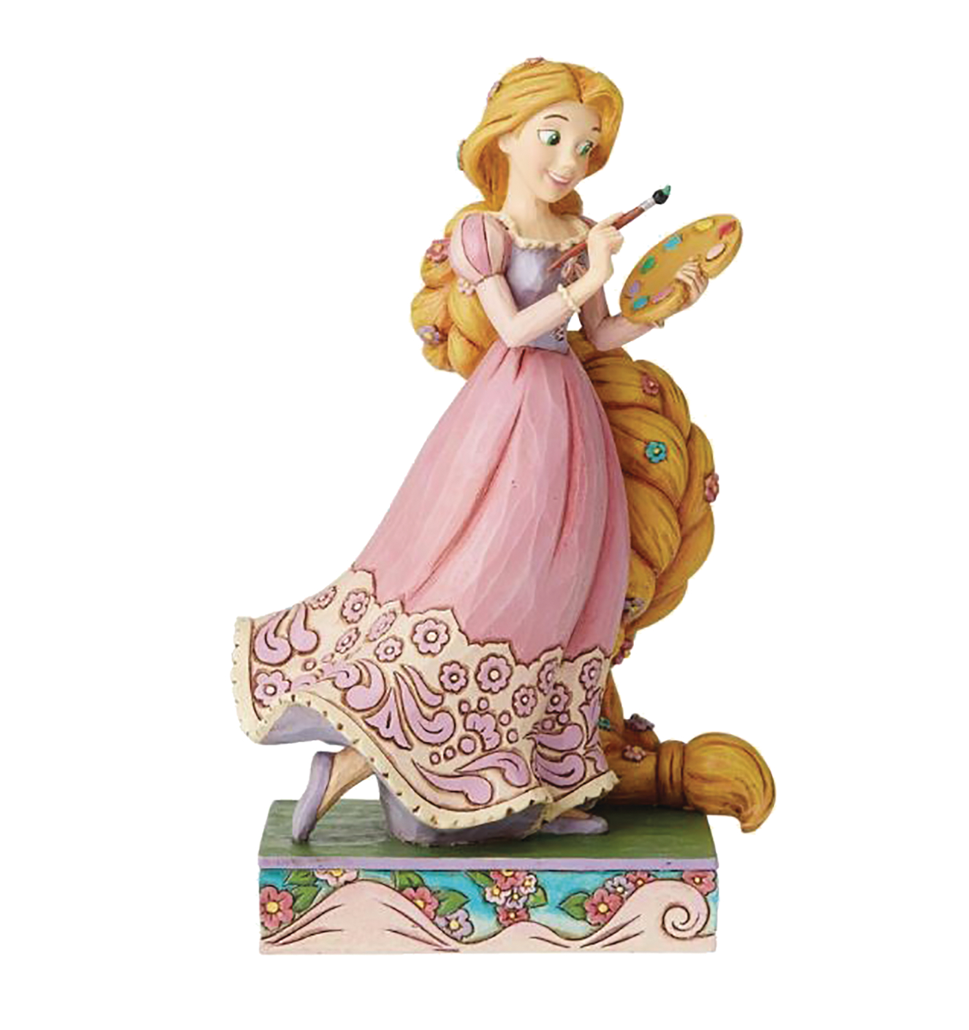 DISNEY TRADITIONS PRINCESS PASSION RAPUNZEL FIGURE