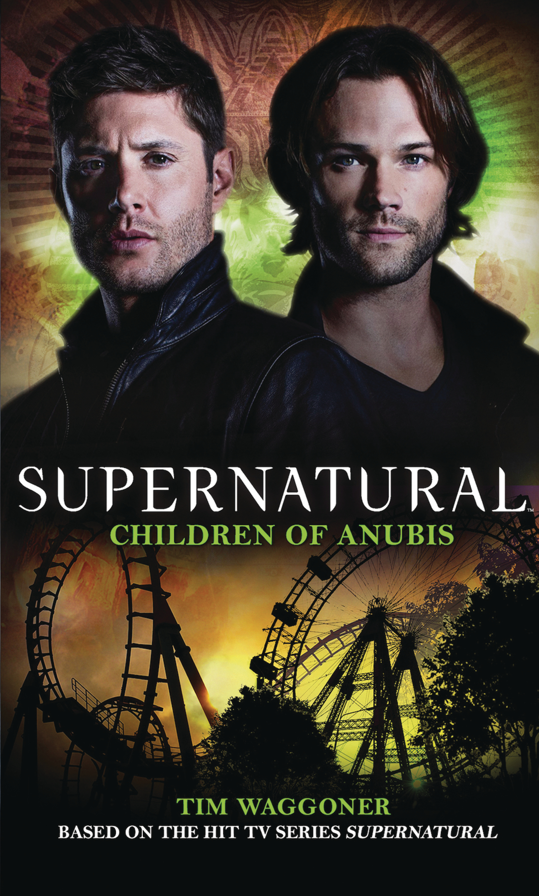 SUPERNATURAL CHILDREN OF ANUBIS MMPB