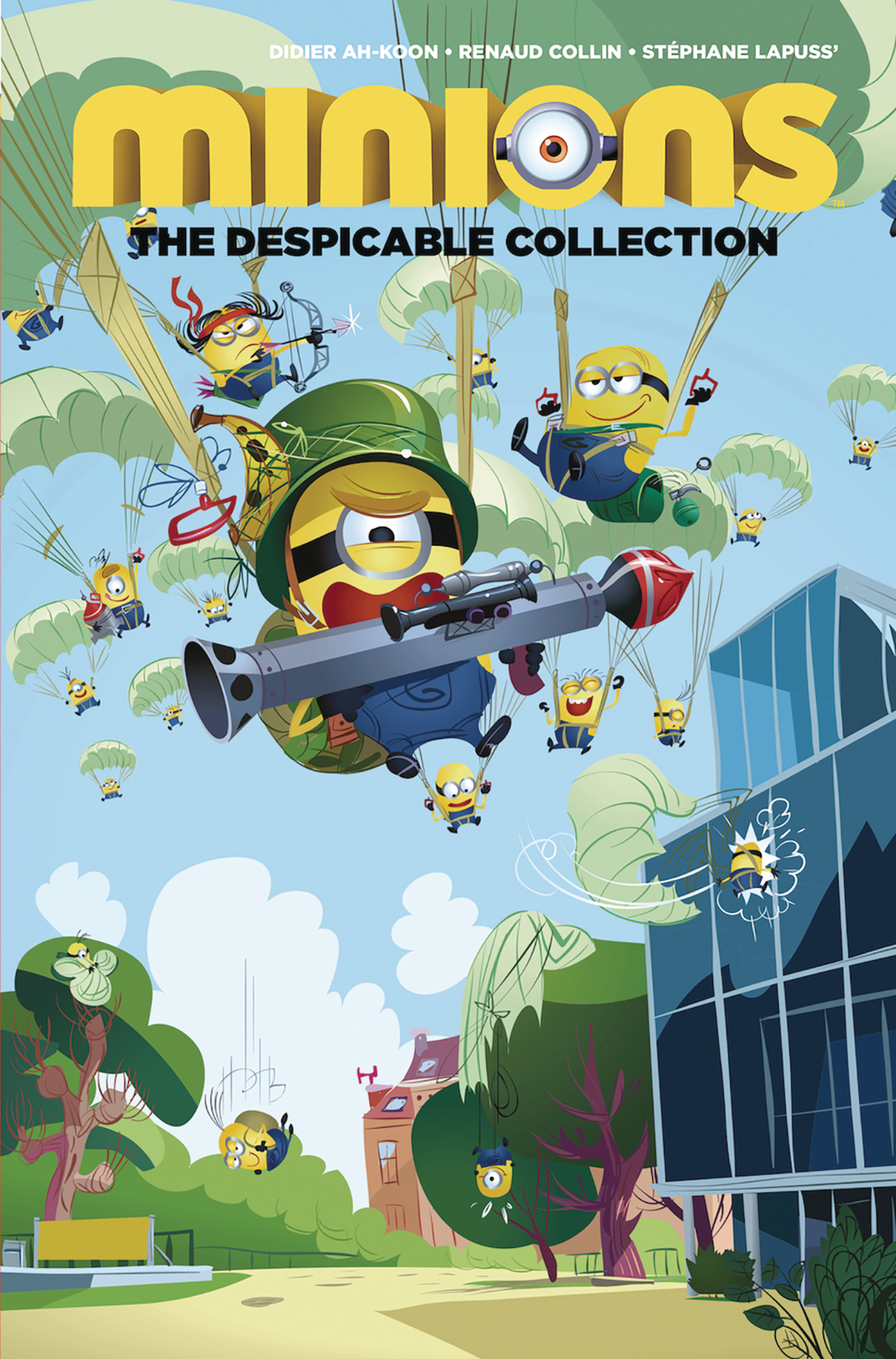 MINIONS COLLECTION TP
