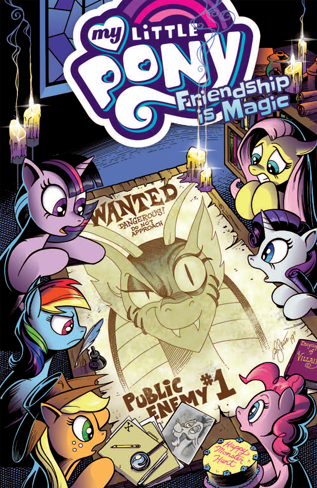 MY LITTLE PONY FRIENDSHIP IS MAGIC TP VOL 17 (MAY190616)