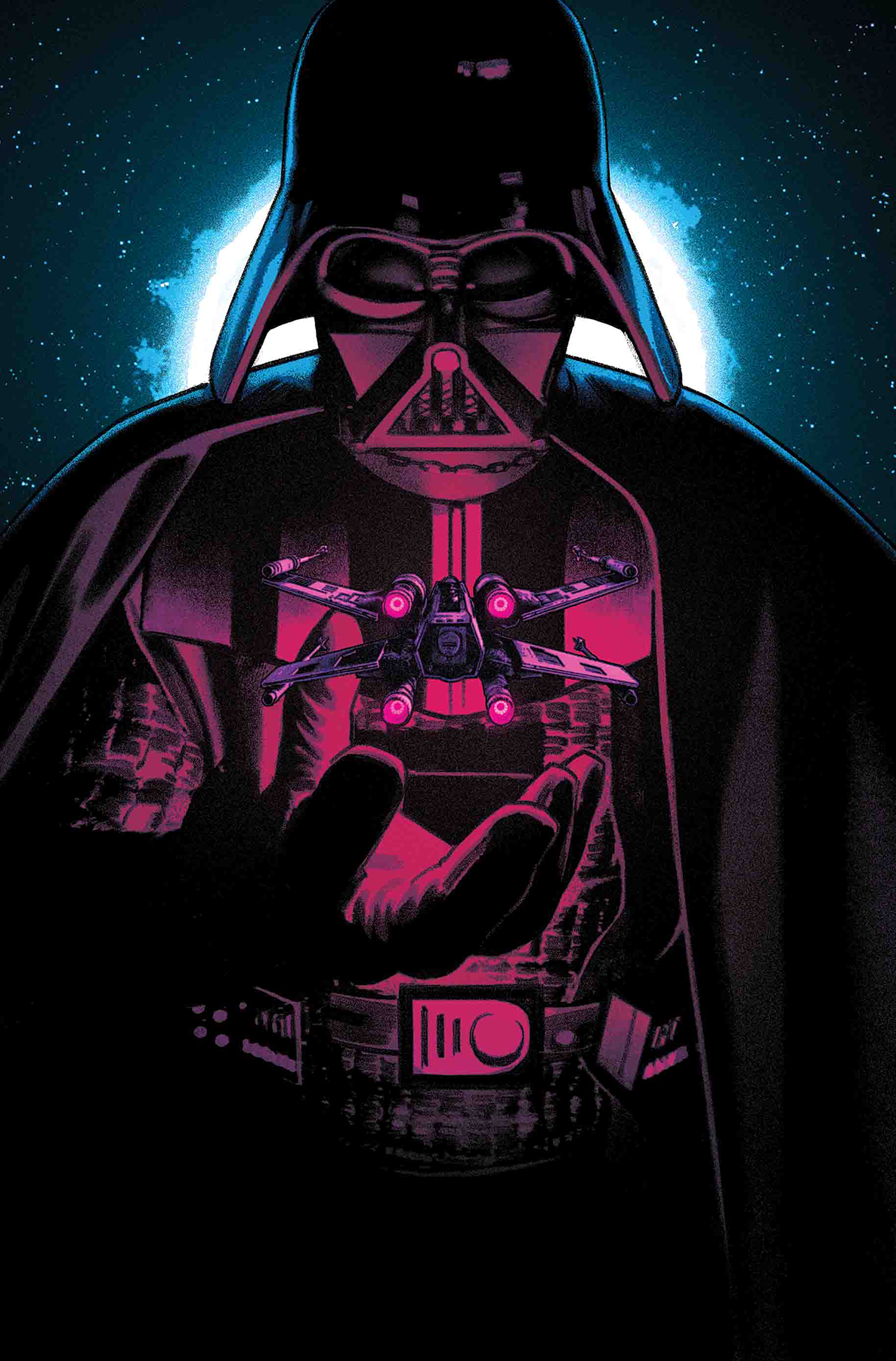 STAR WARS VADER DARK VISIONS #4 (OF 5)