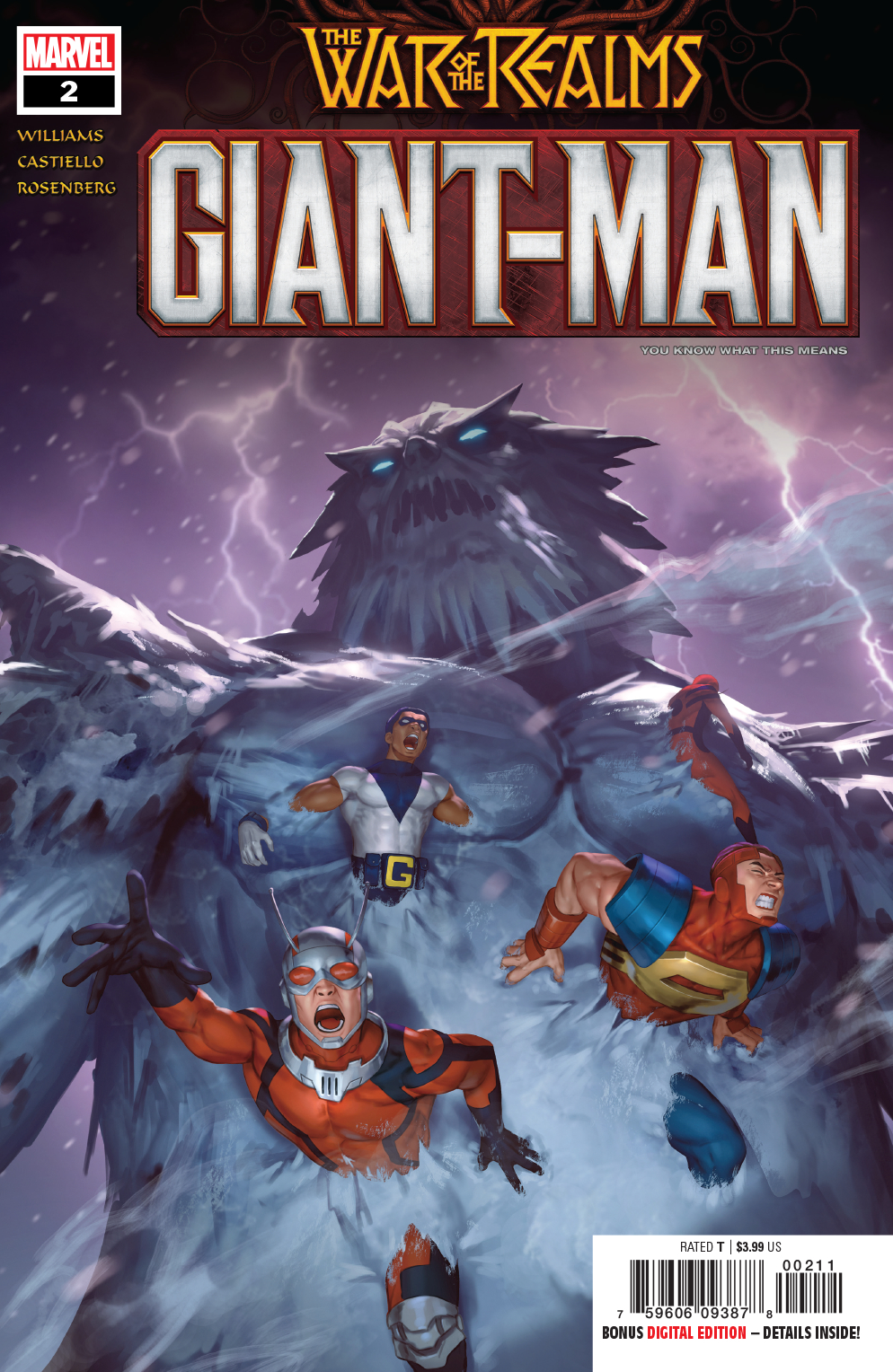GIANT MAN #2 (OF 3)