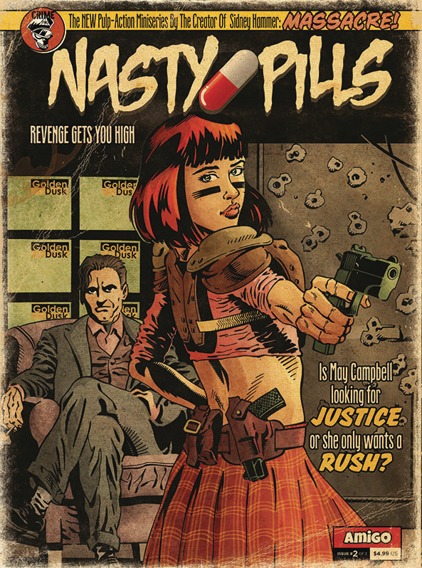NASTY PILLS #2 (OF 2) (MR)