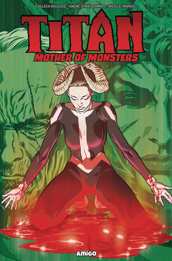 TITAN MOTHER OF MONSTERS TP (MR)