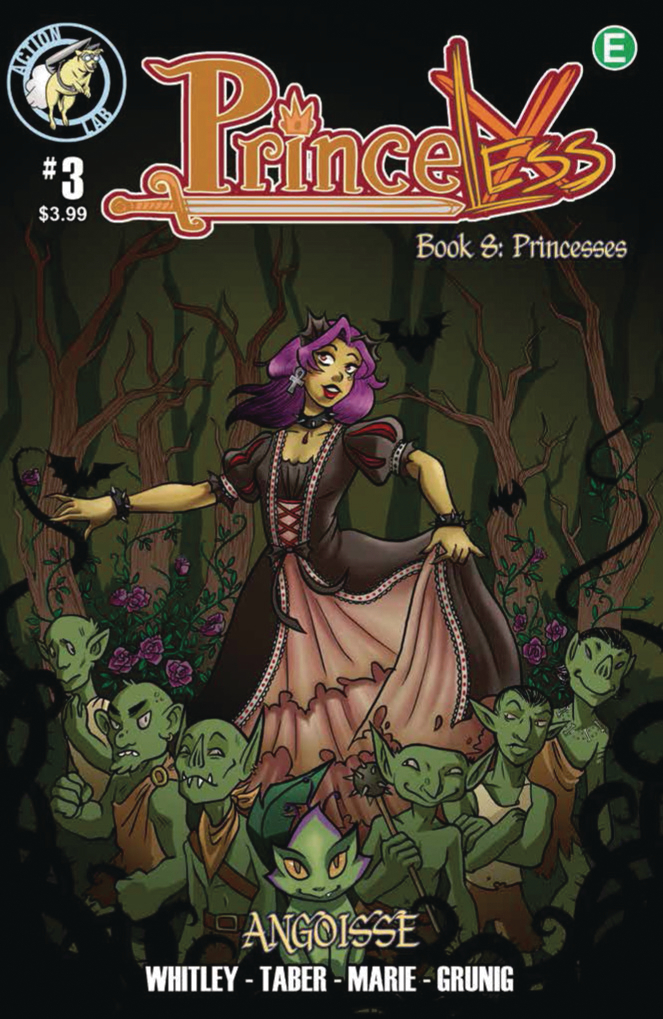 PRINCELESS BOOK 8 PRINCESSES #3