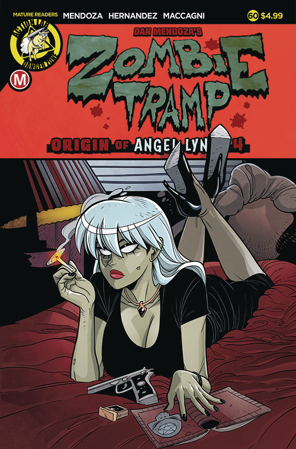ZOMBIE TRAMP ONGOING #60 CVR A MACCAGNI (MR)