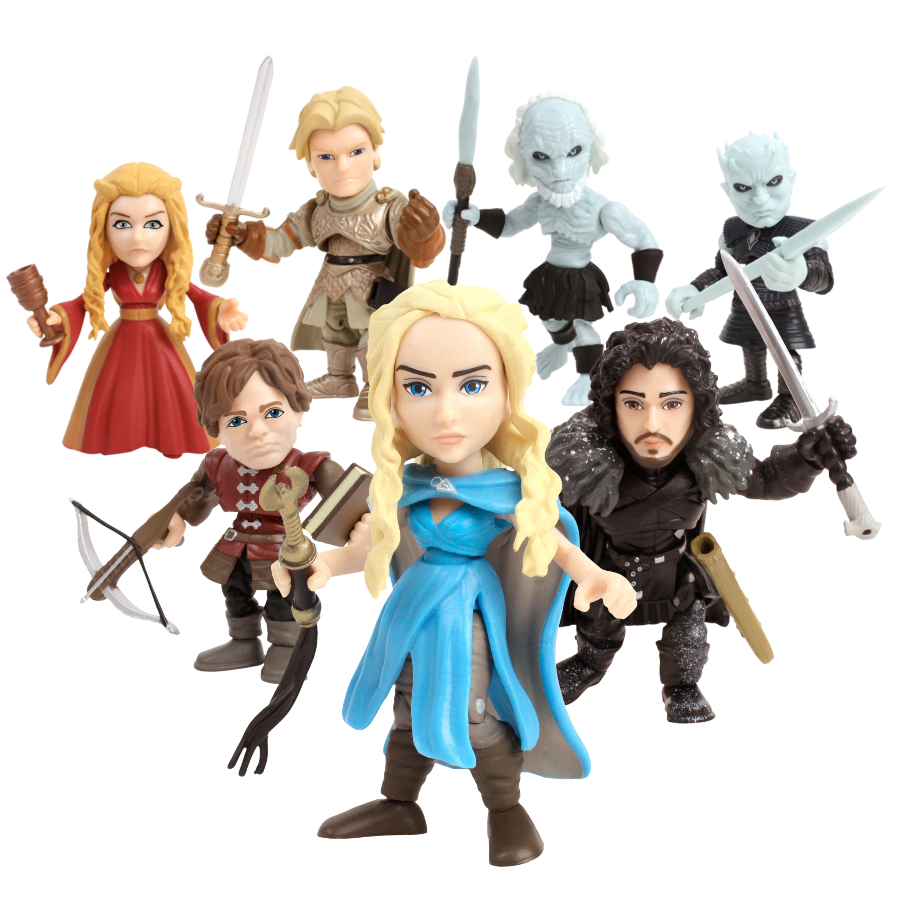 TLS X GAME OF THRONES MINI FIG 12PC DS WV1