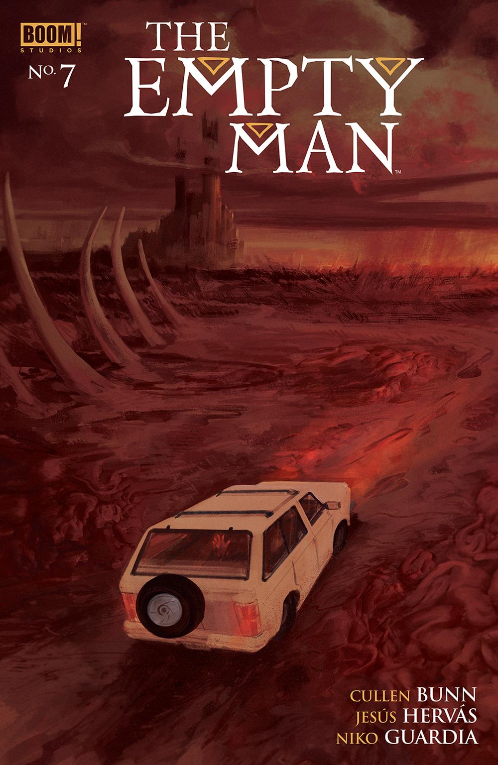EMPTY MAN #7 MAIN