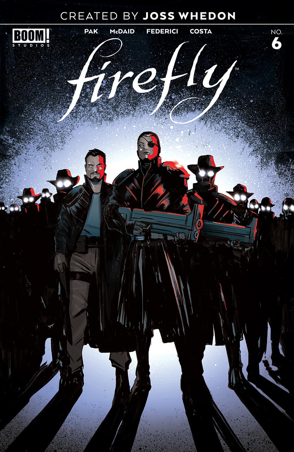 FIREFLY #6 MAIN