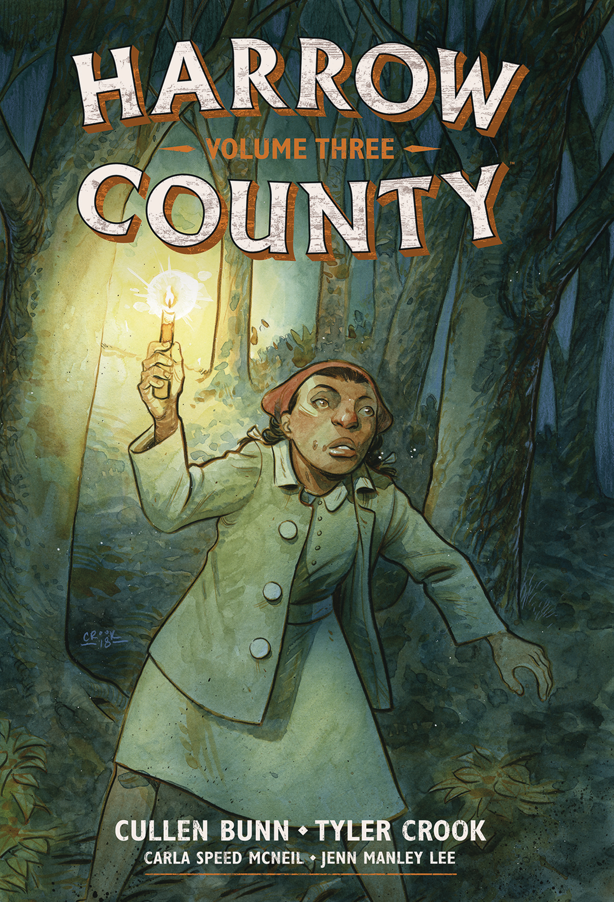 HARROW COUNTY LIBRARY EDITION HC VOL 03