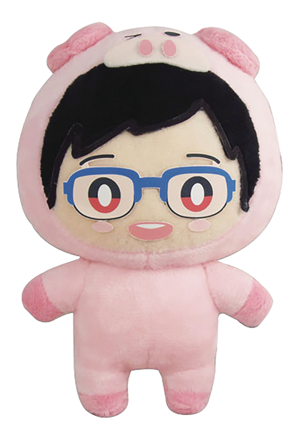 YURI ON ICE YURI PIG 6IN PLUSH