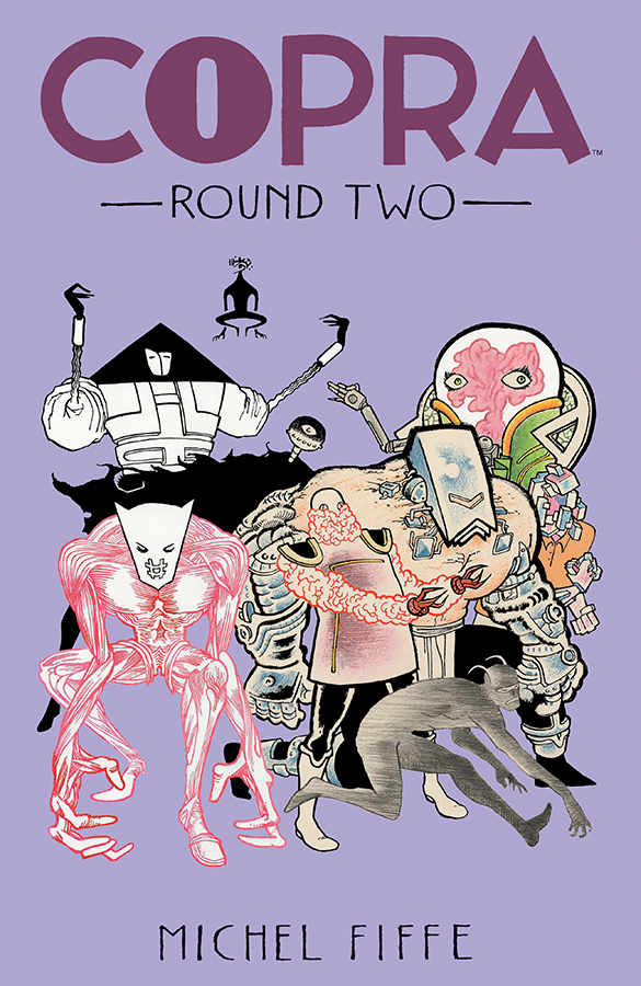 COPRA TP VOL 02 (MR)