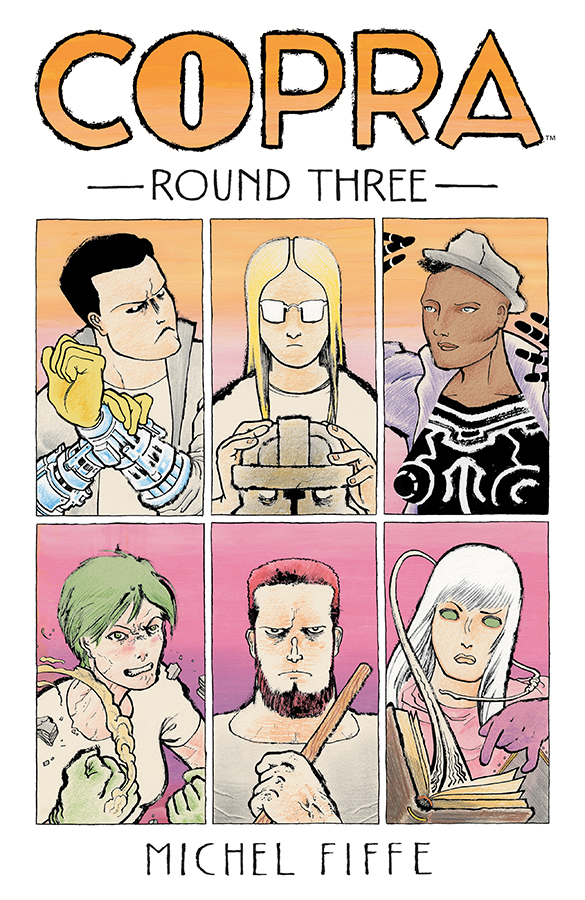 COPRA TP VOL 03 (MR)