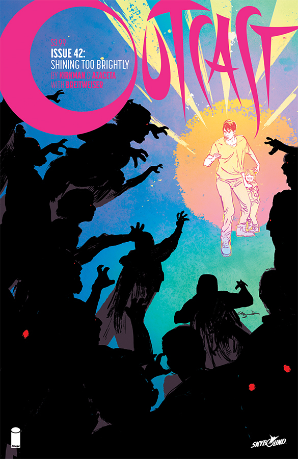 OUTCAST BY KIRKMAN & AZACETA #42 (MR)