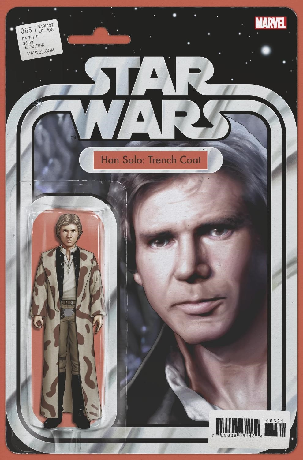 STAR WARS #66 CHRISTOPHER ACTION FIGURE VAR