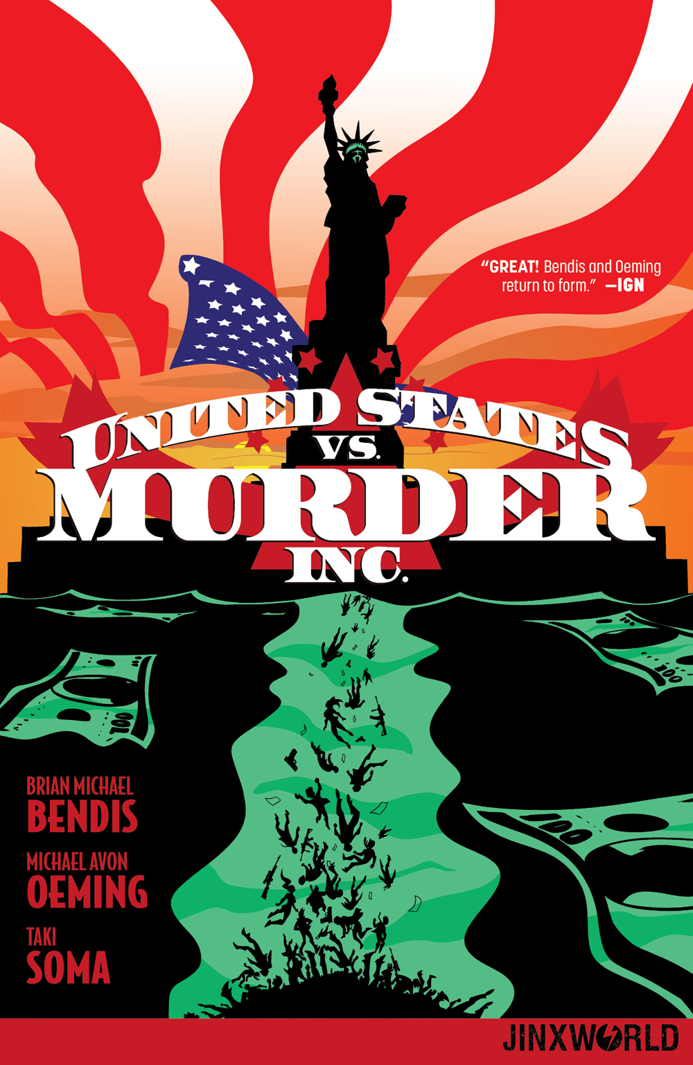 UNITED STATES VS MURDER INC TP VOL 01 (MR)