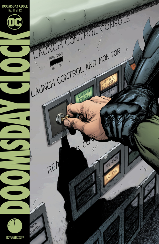 DOOMSDAY CLOCK #11 (OF 12)
