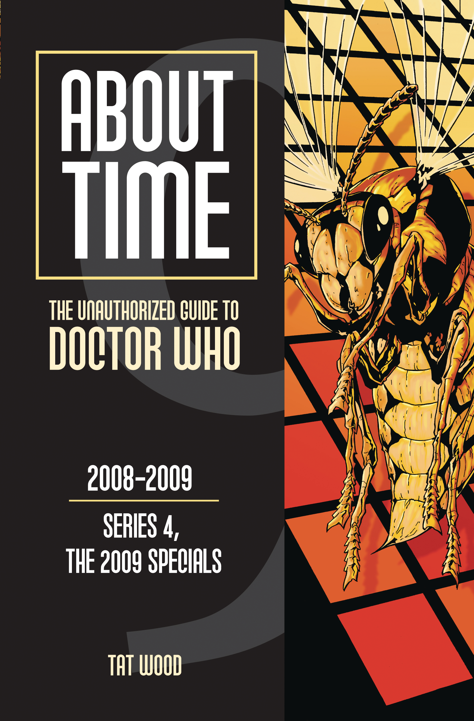 ABOUT TIME UNAUTHORIZED GT DOCTOR WHO SC VOL 09 SERIES 4