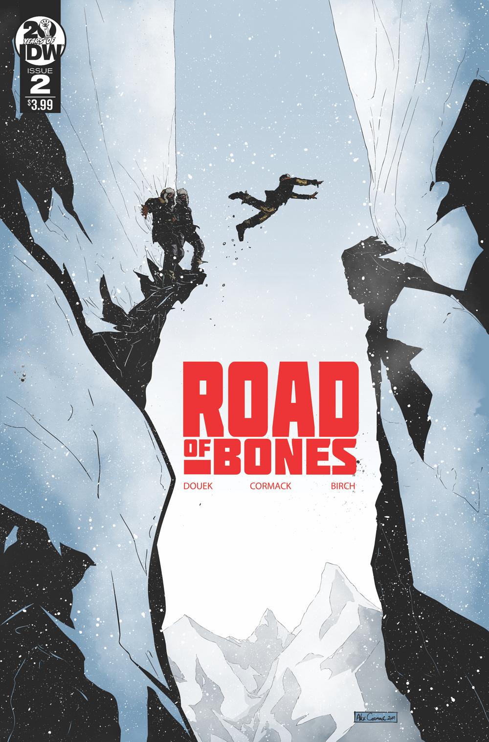 ROAD OF BONES #2 CVR A CORMACK