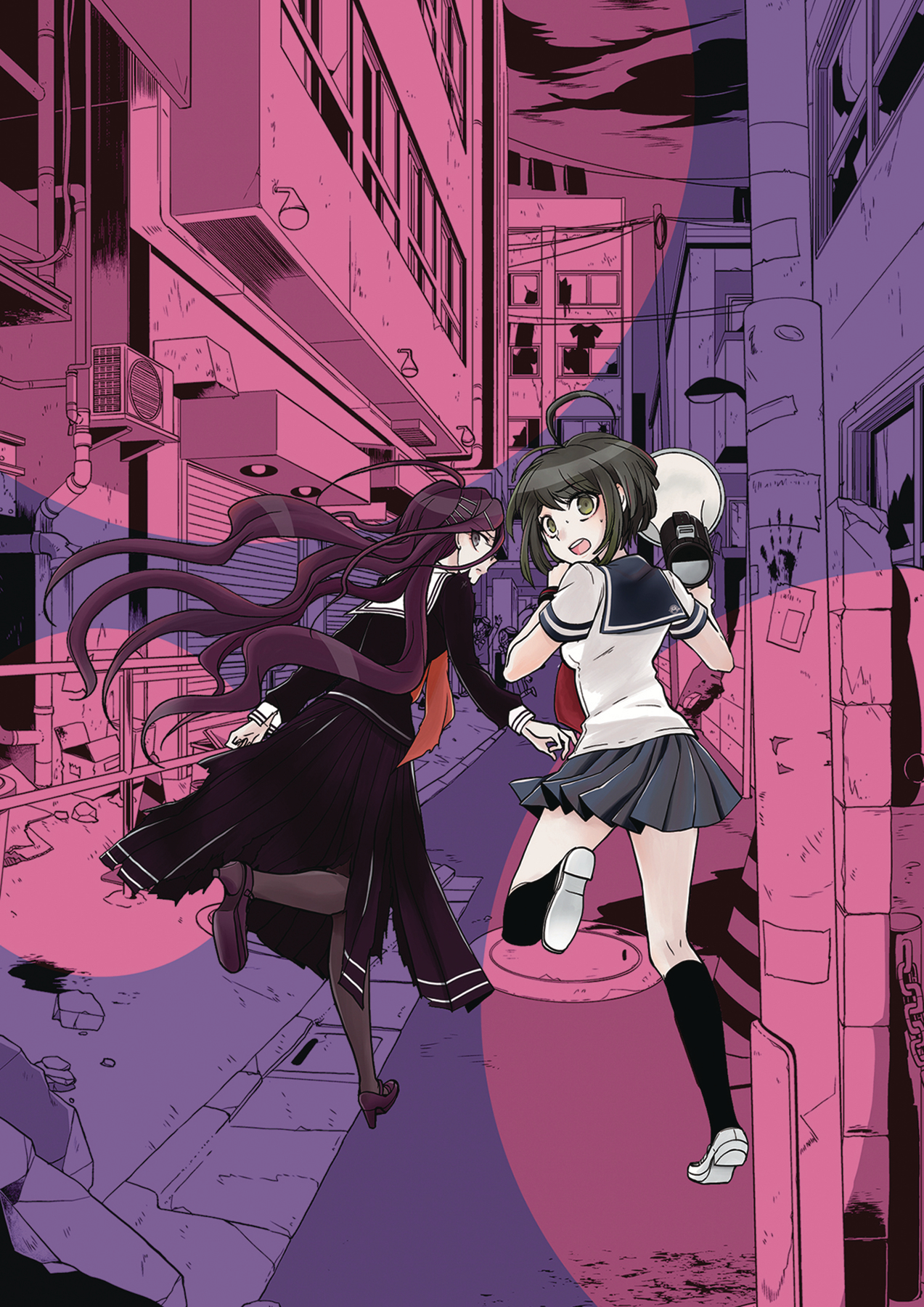 DANGANRONPA ANOTHER EPISODE TP VOL 01 ULTRA DESPAIR GIRLS (A