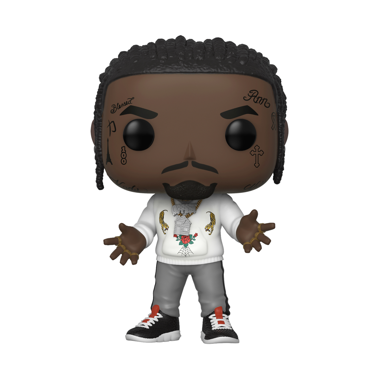 JAN198335 - POP ROCKS MIGOS OFFSET VINYL FIGURE - Previews World